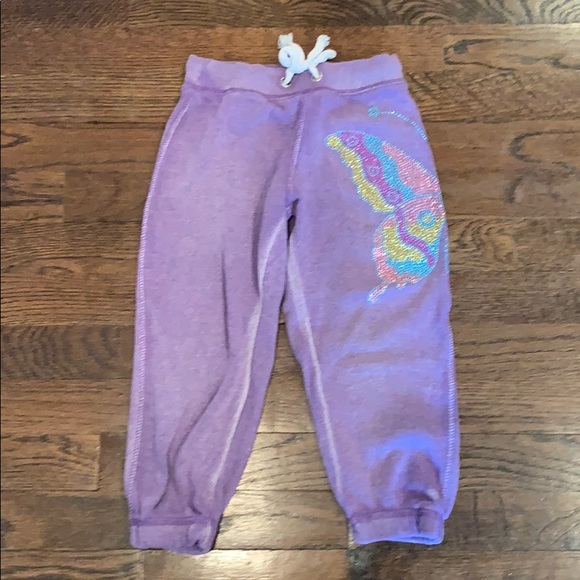 Play Six Other - Softer than Soft, embellished sweatpants! Size 6.
